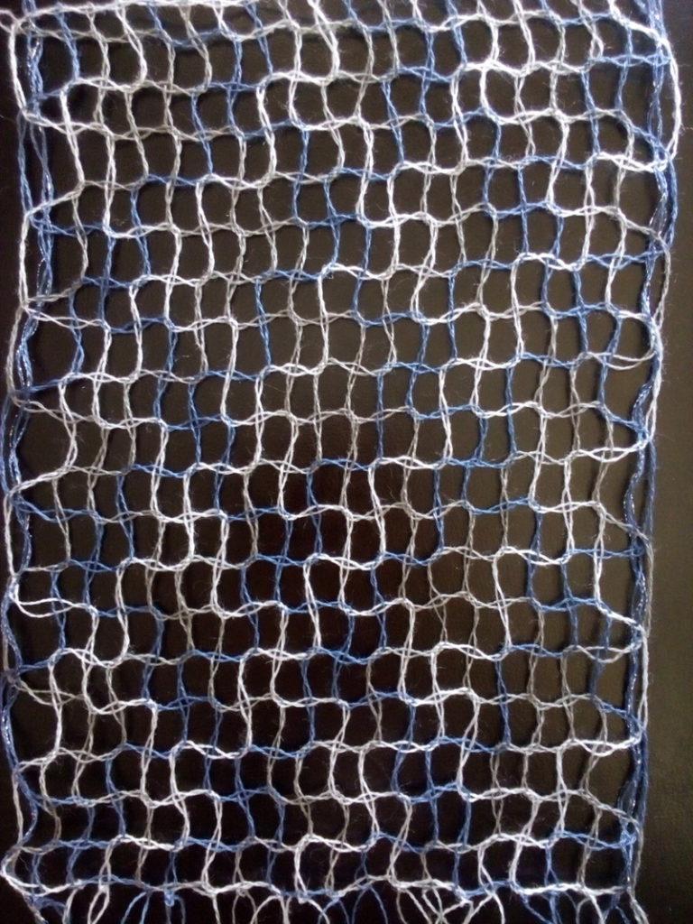 fond sauvge merinos bleu gris avec epges