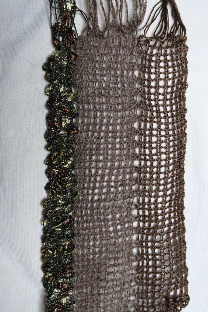 Echantillon mat grille fil rigolo Edit