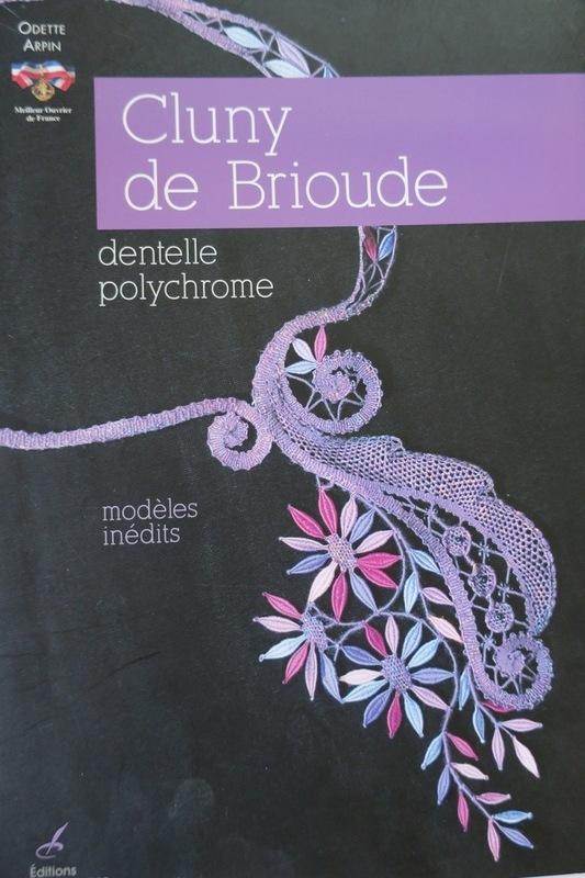 Cluny de Brioude Odette Arpin